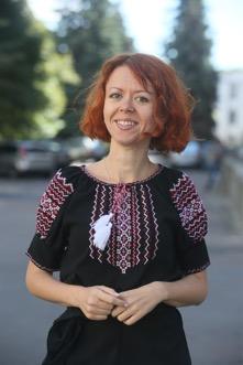 Photo of Olga Iurkova