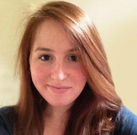 TechCamp trainer Tara McMahon.