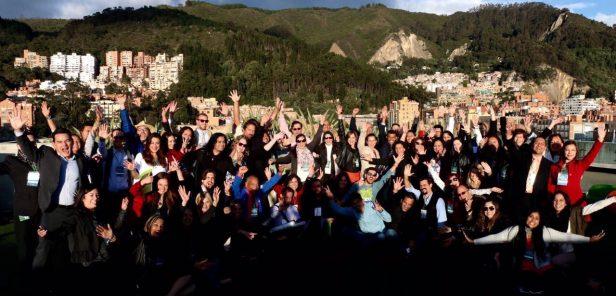 Group Photo TechCamp Bogota