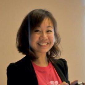 "TechCamp trainer Hatai ""Yam"" Limprayoonyong."