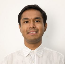TechCamp trainer Yan Naung Oak.