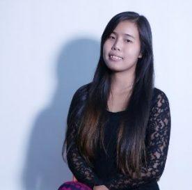 TechCamp trainer Yatanar Htun.