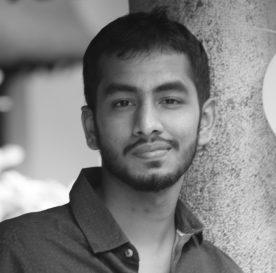 TechCamp trainer Vishwarath Reddy.