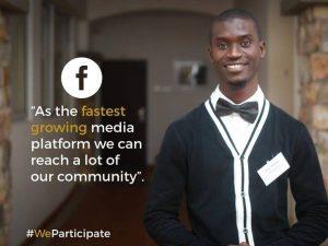 YALI TechCamp Ghana participant, Marr Nyang