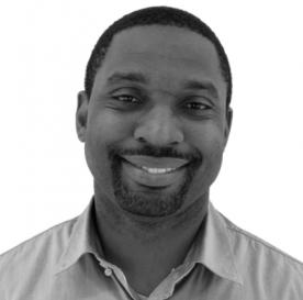 TechCamp trainer Emmanuel Etim.