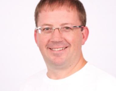 TechCamp trainer James Devine.