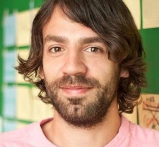 TechCamp trainer Alex Pitkin.