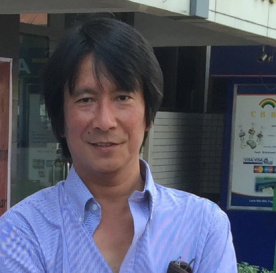 TechCamp trainer Than Lwin Htun.