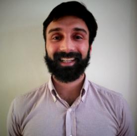 TechCamp trainer Elijiah Lewien.