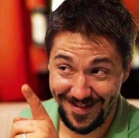 TechCamp trainer Marko Zoric.