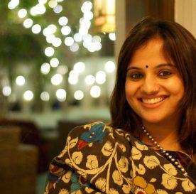 TechCamp trainer Dr. Suchi Gaur.