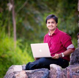 TechCamp trainer Sorav Jain.