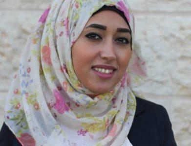 TechCamp Trainer Hanaa Al-ali.
