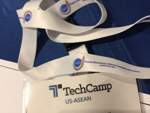 TechCamp ASEAN Sign-in