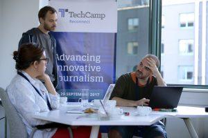 TechCamp Reconnect Khadija Project
