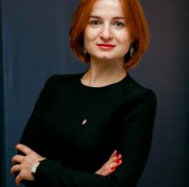 TechCamp trainer Tatiana Savva.