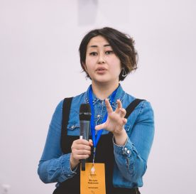 Aigerim Khafizova