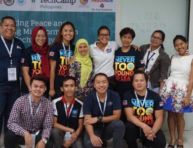 TechCamp Philippines Crew