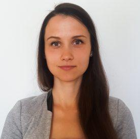 TechCamp trainer Elina Viksne.