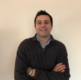 TechCamp trainer Mounir Ibrahim.
