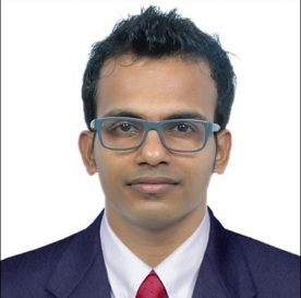 TechCamp trainer Praveen Uchil