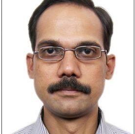 TechCamp trainer Dr. Vinay Shankar Prasad Sinha.