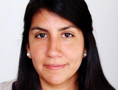 TechCamp trainer Belén Arce Terceros.