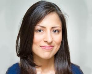 TechCamp trainer Fabiola Torres.