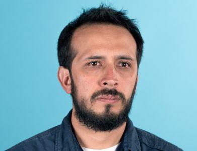 TechCamp trainer Juan Pablo Urgilés.