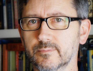 TechCamp trainer Sérgio Lüdtke.