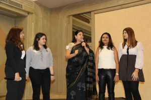 Gitanjali Banerjee and her team talk about the project plan they developed during their time at TechCamp South Asia.